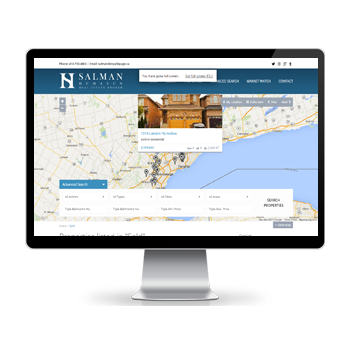 Real Estate Web Design Toronto